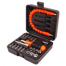 инструменты набор с гибким приводом NABIN10 24 пр.