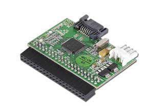 Адаптер IDE-SATA Gembird, IDE на Serial ATA