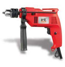 дрель IRIT INS-D100 ударная электрическая