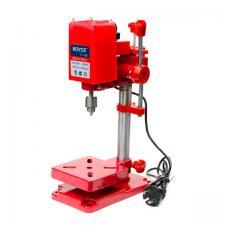 станок сверлильный красный ZJ-3104 электрический