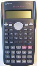 Калькулятор многофункциональный CASIO fx-82MS (TL)