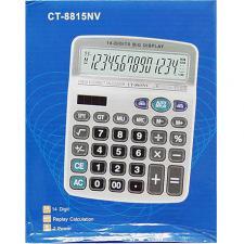 калькулятор 8815 (CT-8815NV)14 разр. CHECK проверка бол. экран
