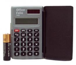 калькулятор 138 (Z138) Office Folio 8 разр. мал.
