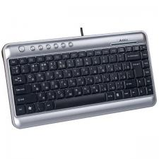 Клавиатура A4Tech KLS-5(USB) мини слим+7 доп. клав