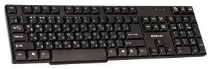 Клавиатура DEFENDER 930Accent, USB влагоустойчивая