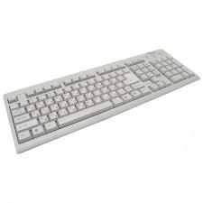 Клавиатура Gembird KB-8300-R/M/BL-R, PS/2