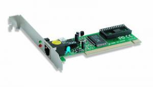 PCI контроллер Ethernet Gembird NIC-R1 100/10,чипсет RTL8139C сетевой