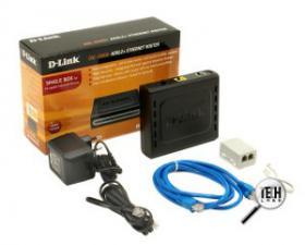 модем D-Link DSL-2500U/BRU/D ADSL