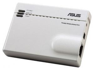 беспроводная точка доступа ASUS WL-330gE Mini 802.11g 125Мбит/с