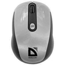 Мышь DEFENDER 125 W Optimum MS Nano 2кн+кл лазерная беспроводная 1000/1500/2000dpi