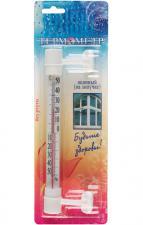 Термометр оконный Липучка Т-5(стекло)в блистере