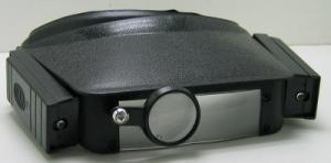 """очки увелич. №8100(244)(1.2""""/1.8""""/2.5""""/3.5)с ламп."""