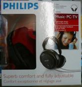 Наушники PHILIPS SHP 2000 ТВ, ПК полноразмерные кабель 2м