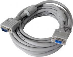 Удлинитель VGA Pro Gembird CC-PVGAX-10 15M/15F 3м феррит. кольца, экран