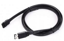 Шнур интерфейсный eSATA-SATA Gembird CC ESATA-SATA-DATA 50см 7pin/7pin