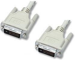 Шнур DVI-D Gembird CC-DVI2-10 25M/25M 3м dual link феррит. кольца, экран
