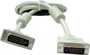 Шнур DVI-DVI Gembird CC-DVI2-10M 25M/25M 10м dual link феррит. кольца, экран