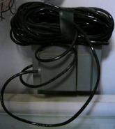 Удлинитель телефонный отечественный 5м