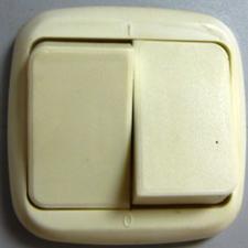 Выключатель двойной закр пр (105)