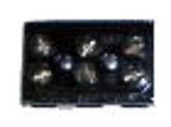клемник карболитовый 3вх (66884)