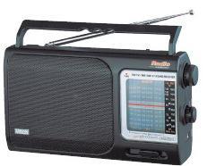 Радиоприемник VITEK-3582 сетевой 11 диапазонов