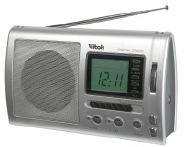 Радиоприемник VITEK-3595 сетевой цифровой (10 диапазонов FM,AM,8 SW)