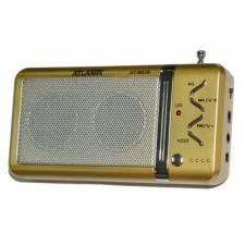 Радиоприемник At-8956 (USB/SD)аккумулятор