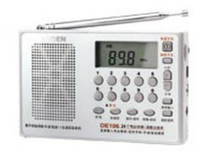 Радиоприемник DEGEN DE-106