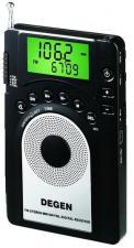 Радиоприемник DEGEN DE-15