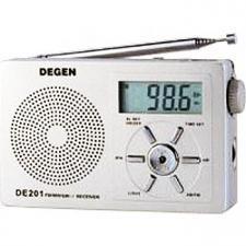 Радиоприемник DEGEN DE-201