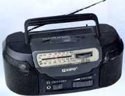 Радиоприемник KB-303AC сетевой 5 диапазонов
