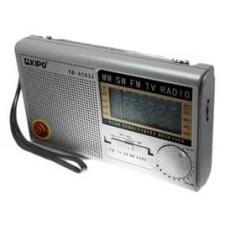 Радиоприемник KB-833 сетевой 6 диапазонов MW/SW1-3/FM/TV