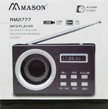 Радиоприемник MASON 2777 USB аккумулятор