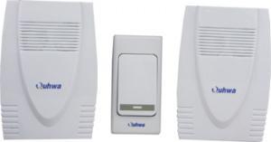 Звонок QH-819 дистанционный (не менее 80м)2 базы, 2-тональный,4,5V