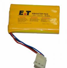 Аккумулятор для электронных игрушек ExT RC-9616 (9.6V NiMh,1600mAh)