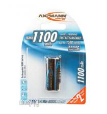 Аккумулятор HR03(AAA) ANSMANN 1100(1000) mAh