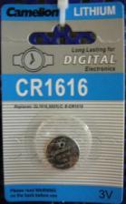 Батарейка CR1616 CAMELION