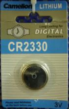 Батарейка CR2330 CAMELION