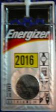 Батарейка CR2016 ENERGIZER