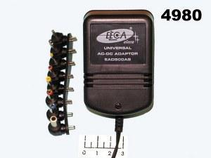 Блок питания ELECA EAD 500AS(500mА) малый