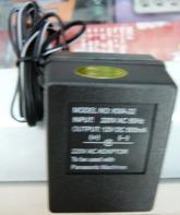 Блок питания ELECA KXA-10 9в для радиотелефона