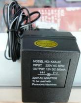 Блок питания ELECA KXA-8S 6в для радиотелефона
