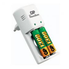 Зарядное устройство GP PB330GS160-CR2+2 аккумулятора АА1600mAh