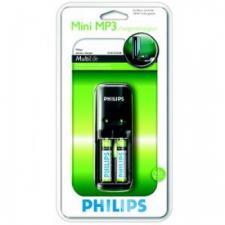 Зарядное устройство PHILIPS Mini MP3 SCB1225 + 2AAA 800mAh