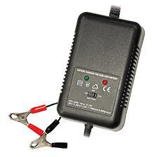 Зарядное устройство Robiton LA2612-600 для свинцово-кислотных аккумуляторов(2V,6V,12V)