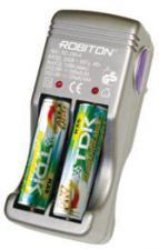Зарядное устройство Robiton SD 250-4 (2-4 AA/AAA,250mA)