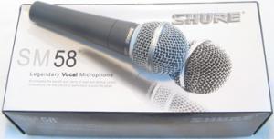 Микрофон SHURE SM(PG) 58