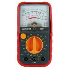 Мультиметр стрелочный 8801(бат.1,5 9V) калоша