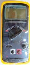 Мультиметр DT 5800(измерение емкости калоша)