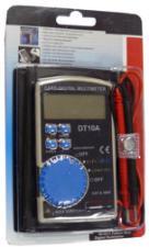 Мультиметр DT-10A автомат емкость частота мини